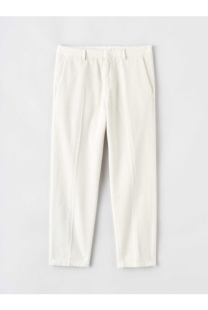 Cone Ppt Off White Cord Trouser
