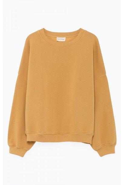Kinouba Oversize Sweater Caramel Brown