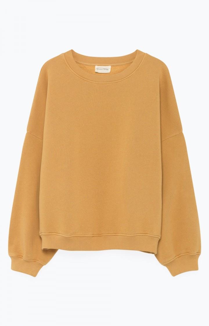 Kinouba Oversize Sweater Caramel Brown-1