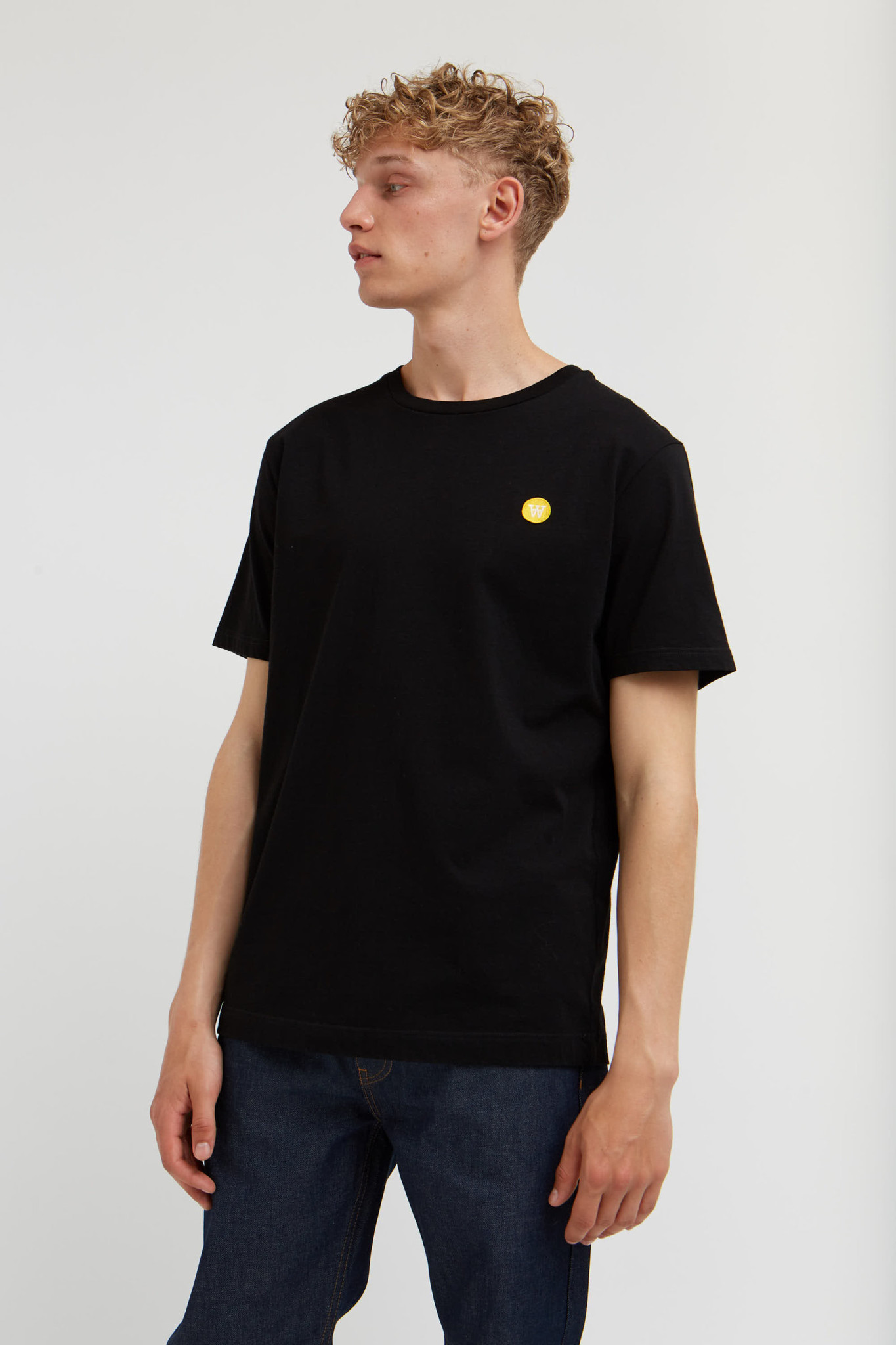 Ace Double A T-Shirt Black-3