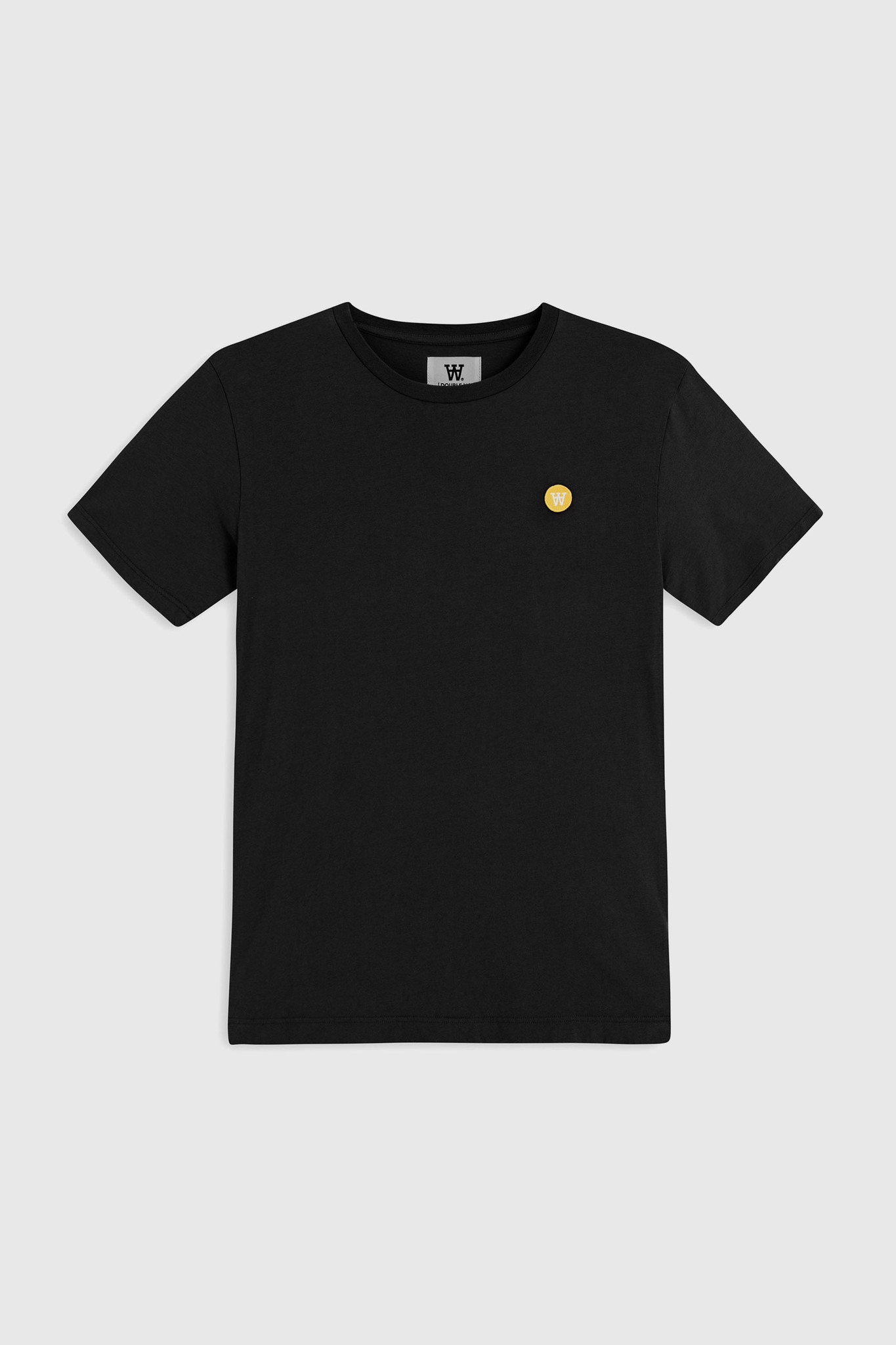 Ace Double A T-Shirt Black-1