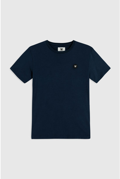 Ace Double A T-Shirt Navy