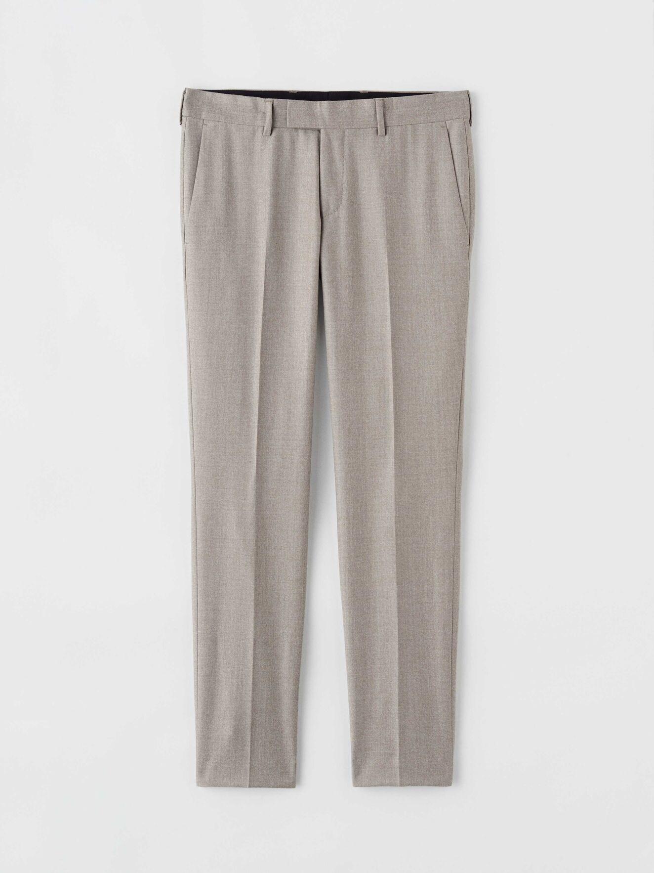 Tordon Soft Latte Suit Pants-1