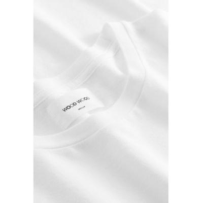 Info T-Shirt White Unisex-6
