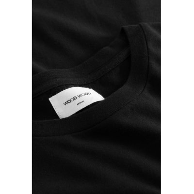 Info T-Shirt Black Unisex-6