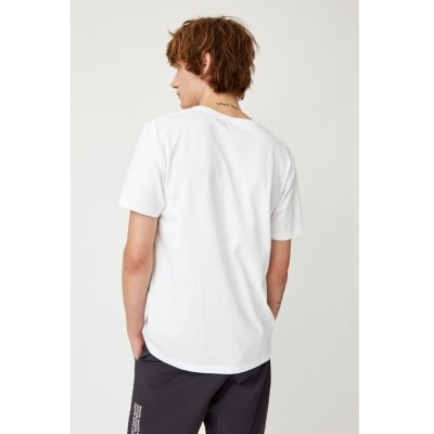 Ace Double A T-Shirt Bright White-4