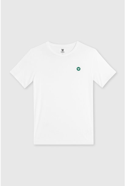 Ace Double A T-Shirt Bright White
