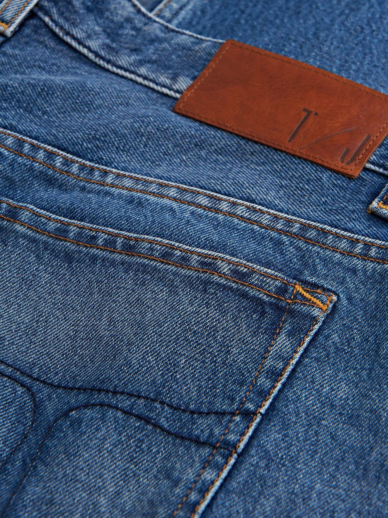 Nix Stone Wash Regular Tapperd Fit-2