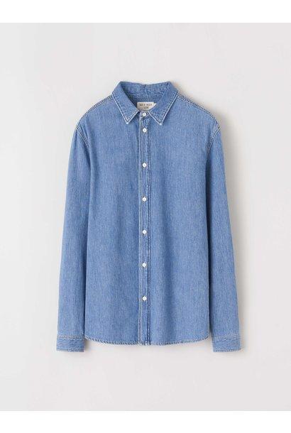 Pure NP. Light Blue Jeans Shirt