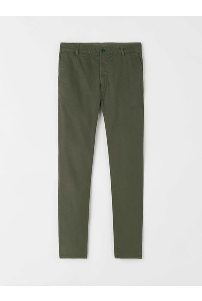 Transit Classic Chino Dark Green