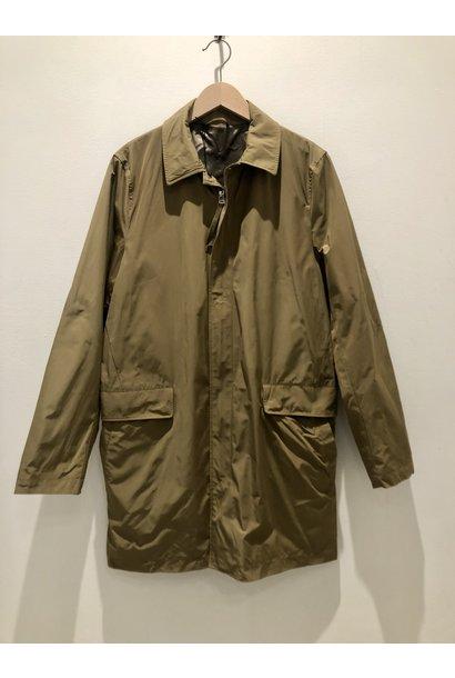 Carlson Caraway Khaki Mac Coat