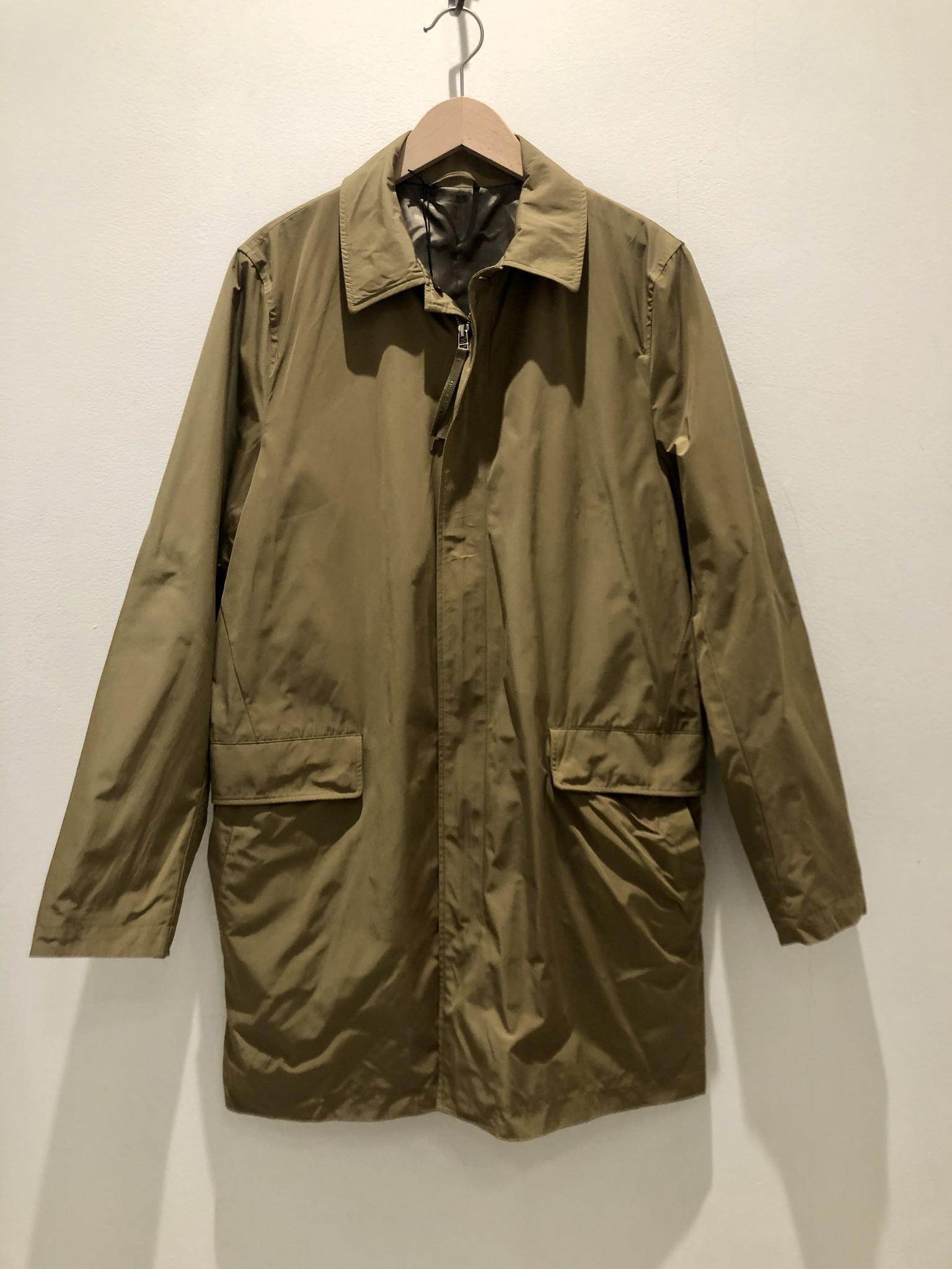 Carlson Caraway Khaki Mac Coat-1