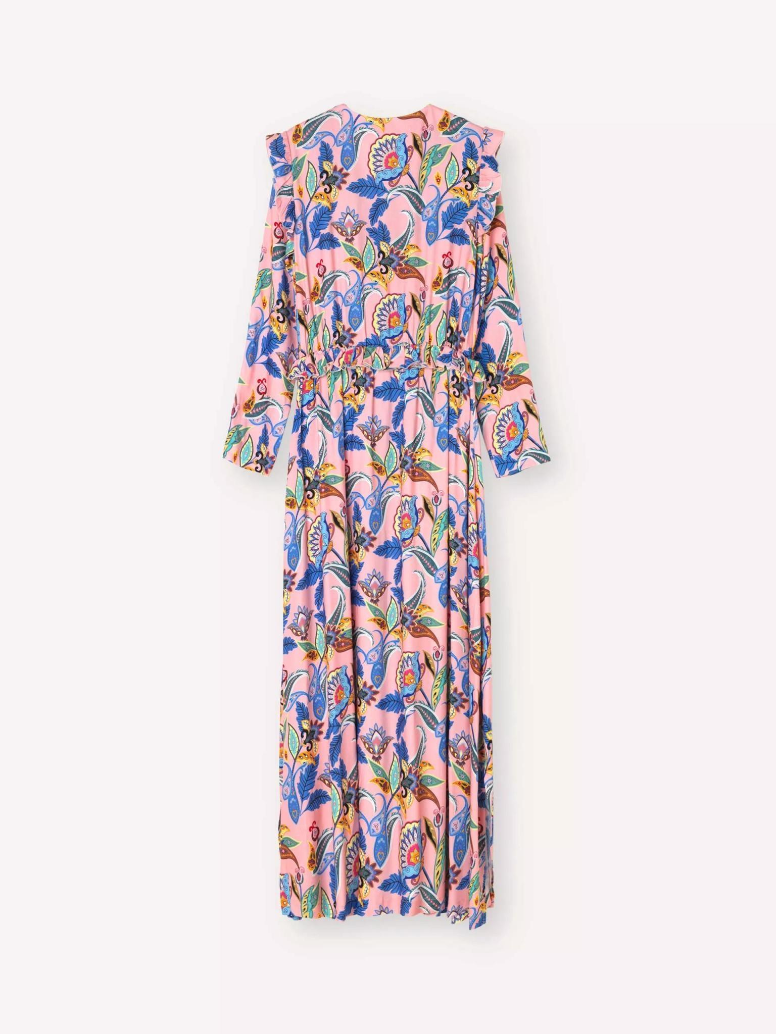 Pearl Dress Powder Jungle Pink-2