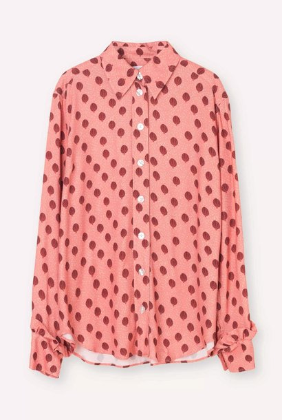 Point Rose Ballon Shirt