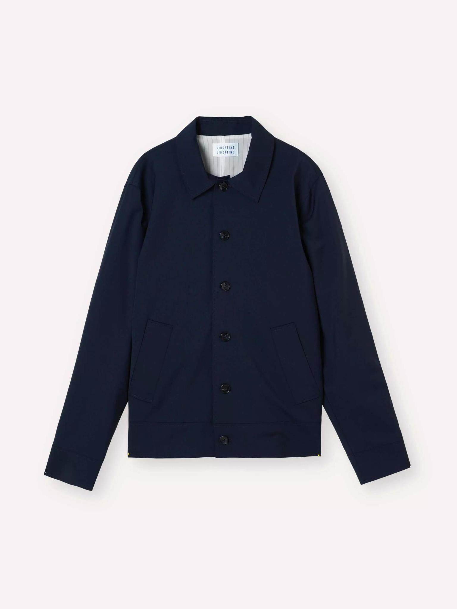 Voice Summer Jacket Dark Navy-1