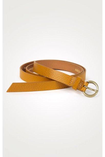 Lomabay Belt Marmalade Yellow