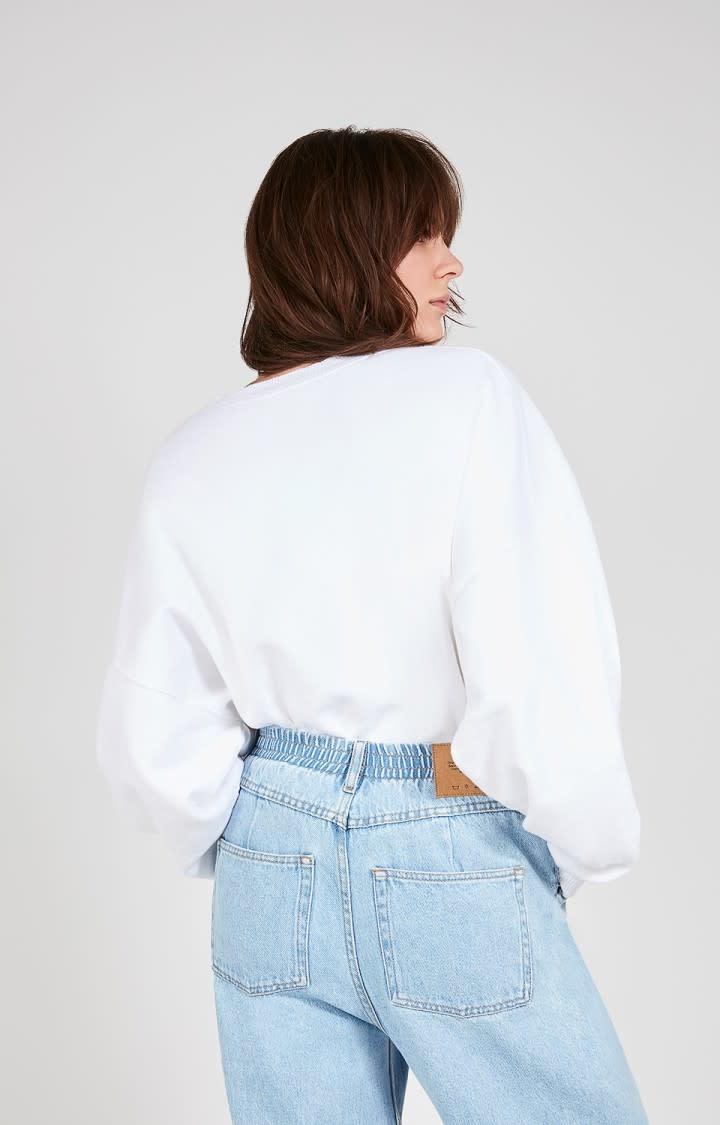 Wititi Oversized Sweater White-3