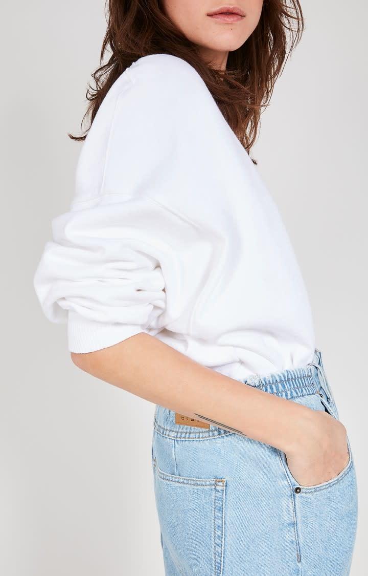 Wititi Oversized Sweater White-4