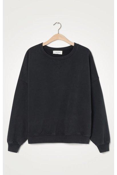Wititi Oversize Sweater Zinc Vintage Black
