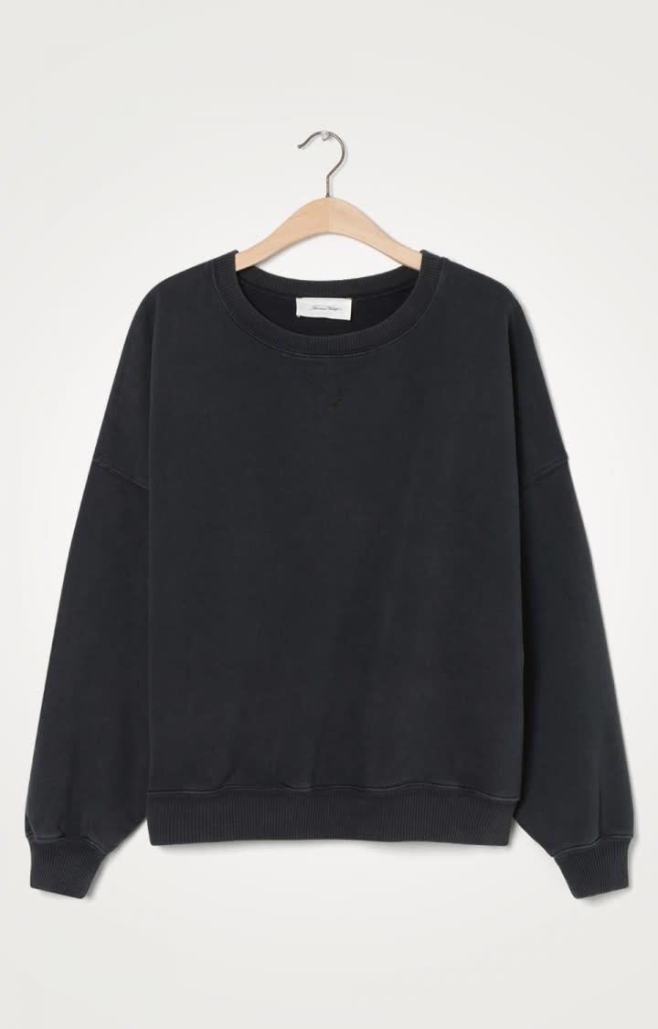 Wititi Oversize Sweater Zinc Vintage Black-1