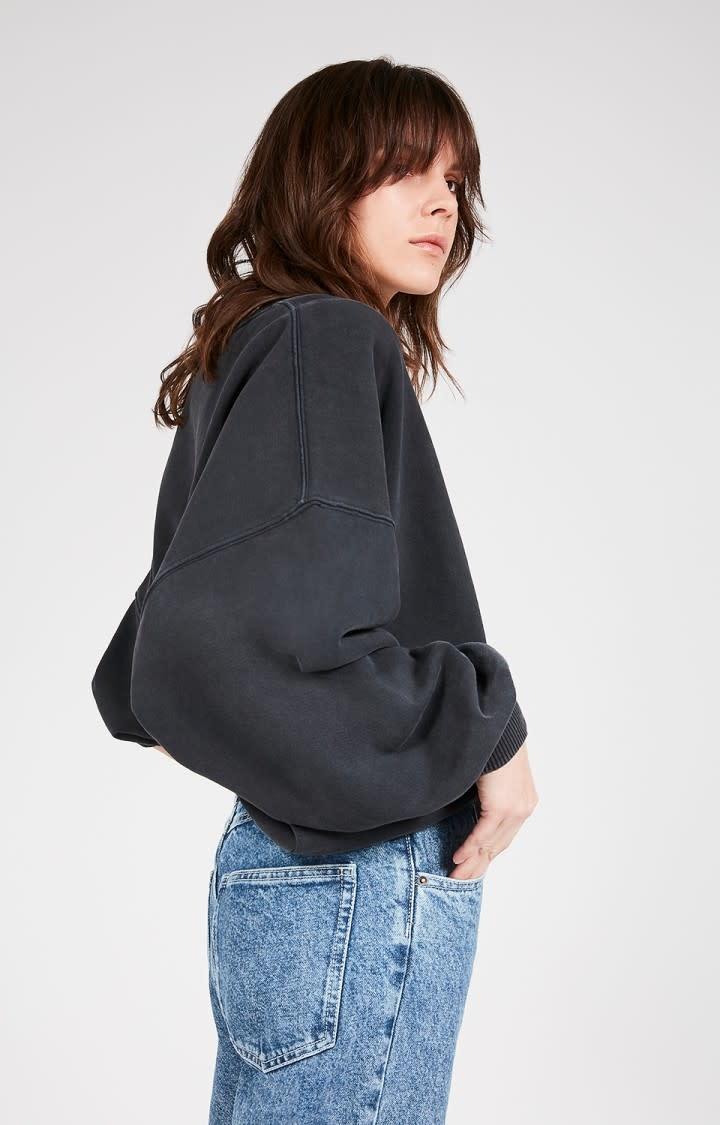 Wititi Oversize Sweater Zinc Vintage Black-3