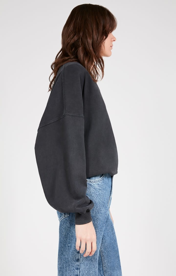 Wititi Oversize Sweater Zinc Vintage Black-4