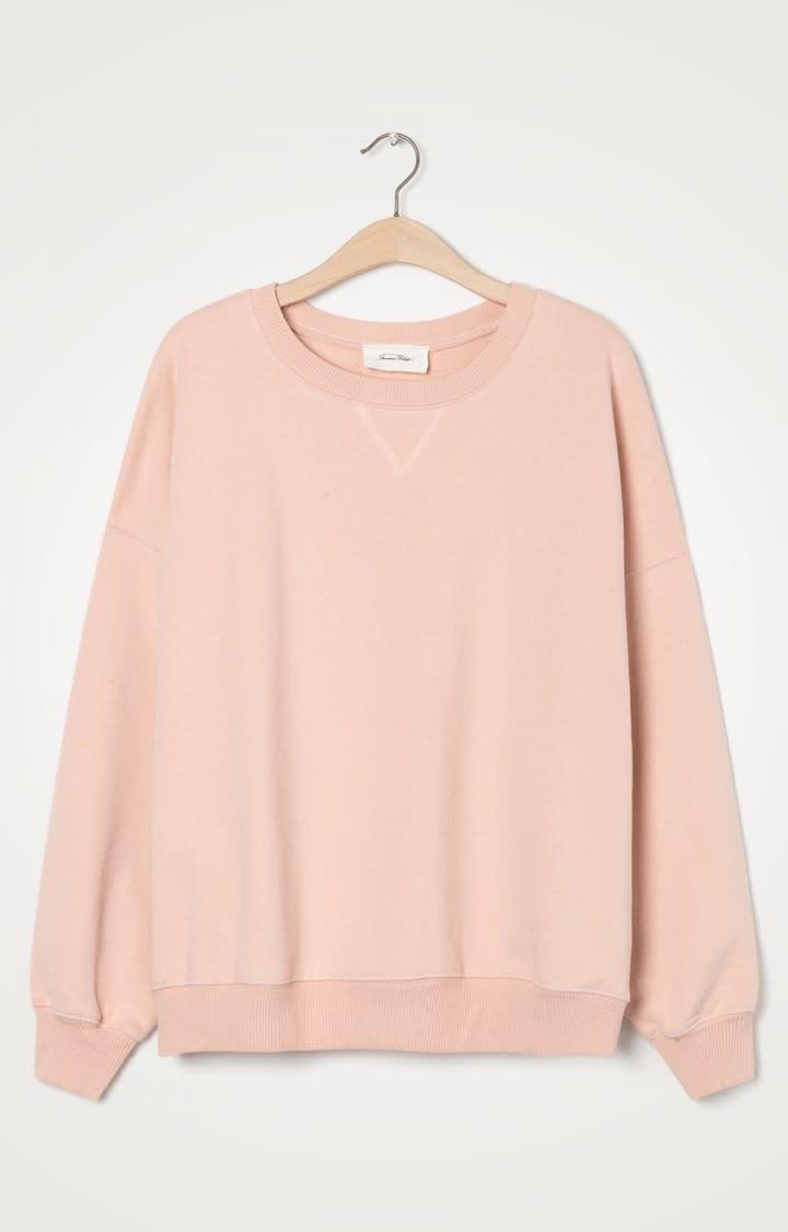 Wititi Oversized Sweater Marshmellow Pink-1