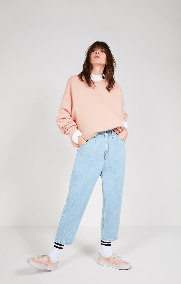 Wititi Oversized Sweater Marshmellow Pink-2