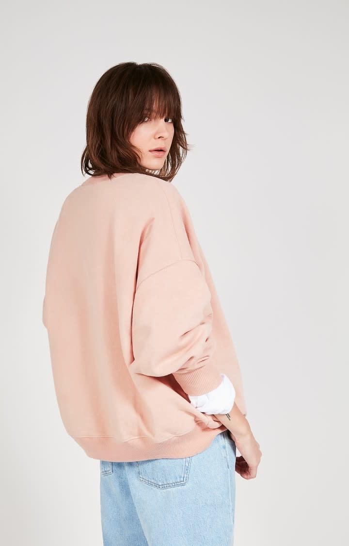 Wititi Oversized Sweater Marshmellow Pink-3