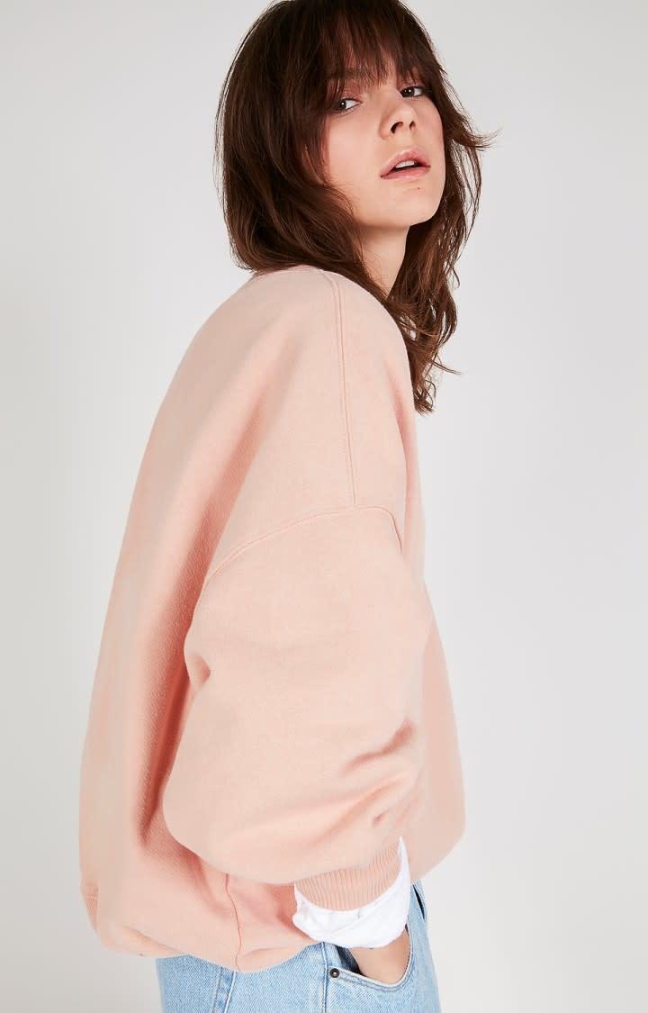 Wititi Oversized Sweater Marshmellow Pink-4
