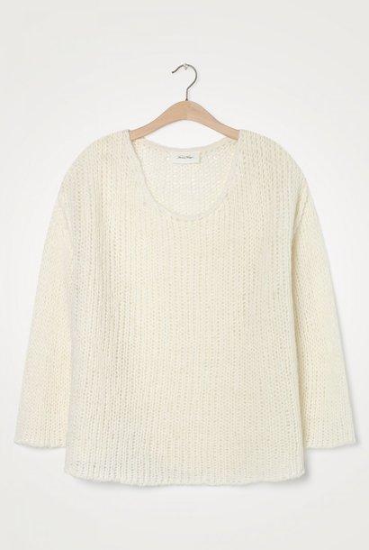 Piuroad Wool Knitwear Off White