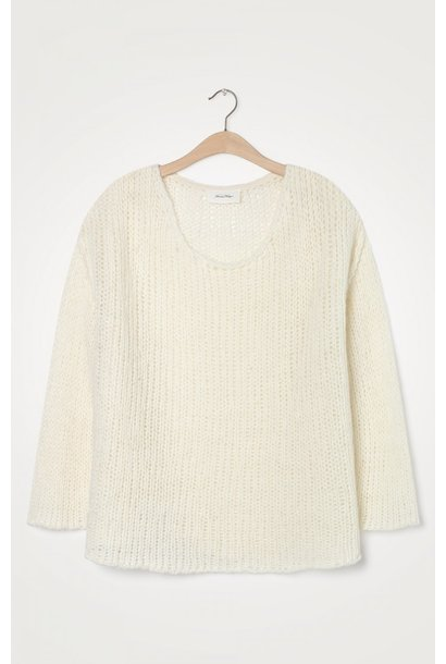 Piuroad Wool Knitwear Off White