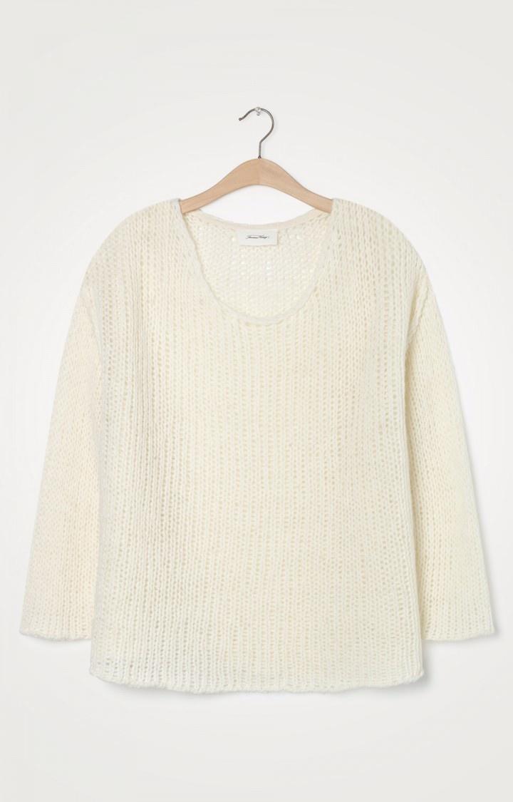 Piuroad Wool Knitwear Off White-1
