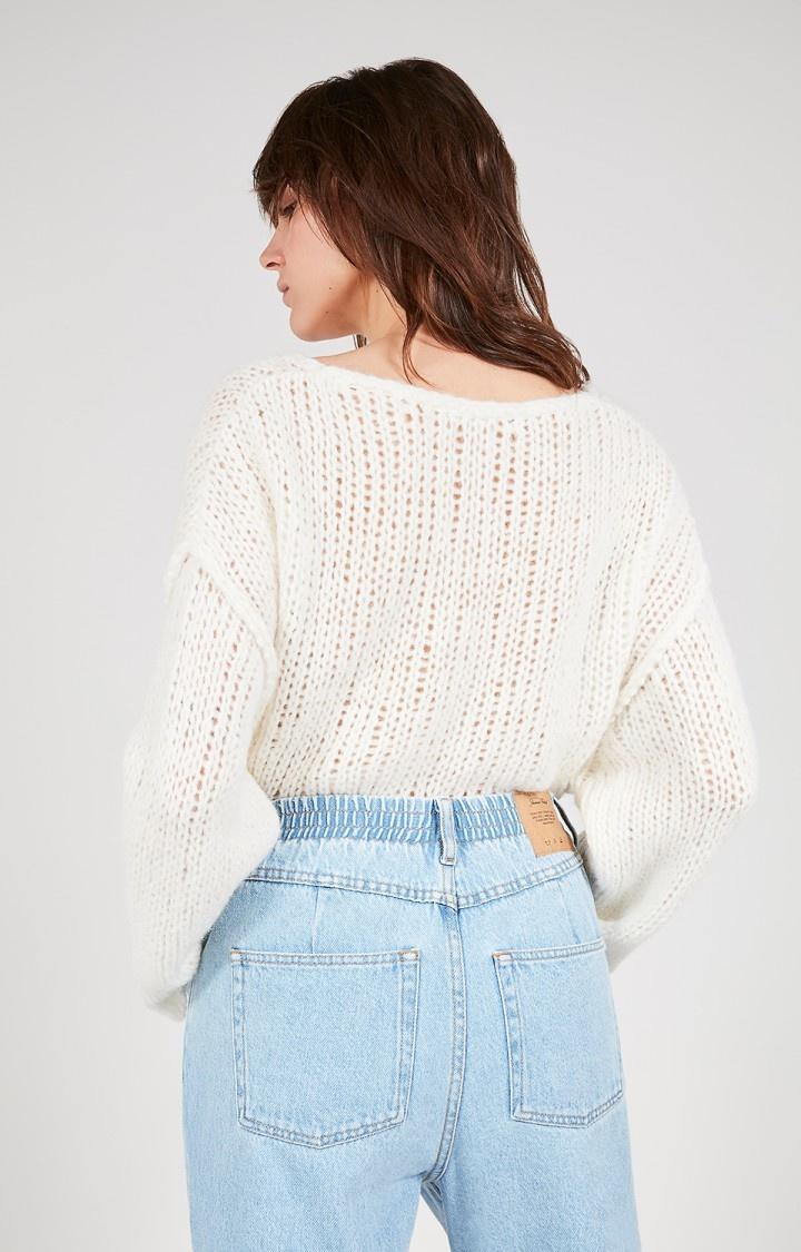 Piuroad Wool Knitwear Off White-3
