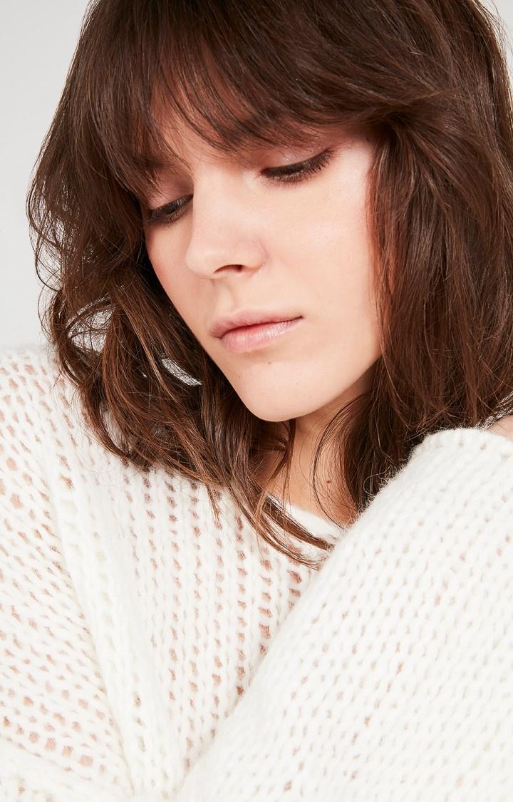 Piuroad Wool Knitwear Off White-4