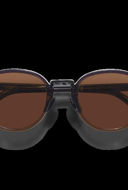 Lasse Purple Graident Japanese Sunglasses