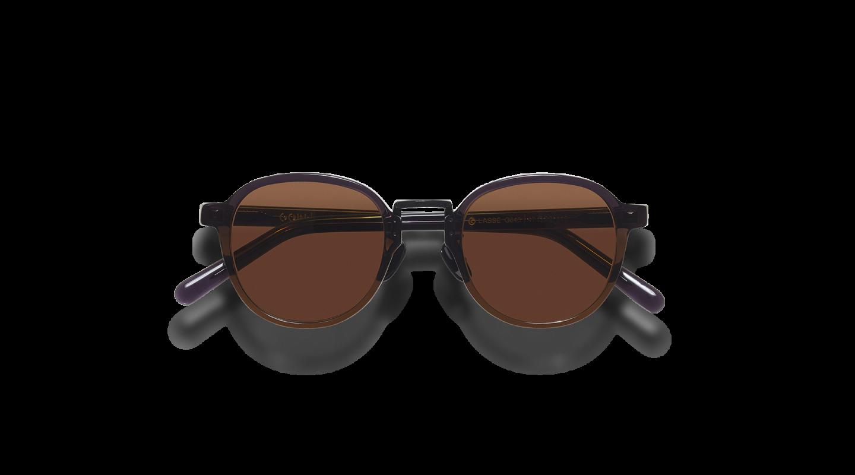 Lasse Purple Graident Japanese Sunglasses-1