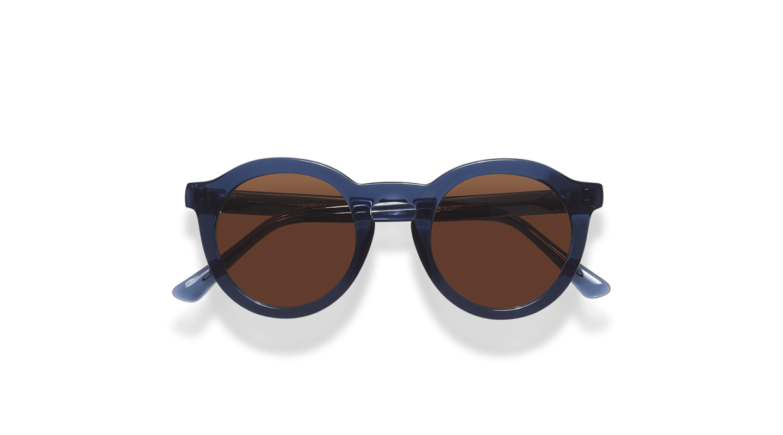 Aurel Blue Sunglasses-4
