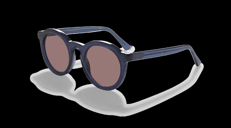 Aurel Blue Sunglasses-2