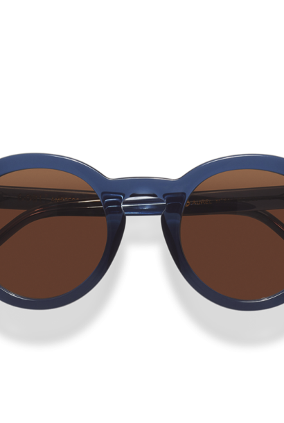 Aurel Blauwe zonnebril