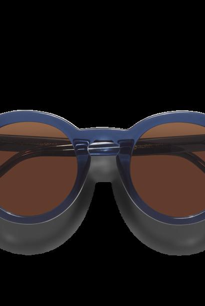 Aurel Blue Sunglasses