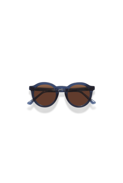 Aurel Blue Sunglasses