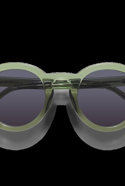 Aurel light Green Sunglasses