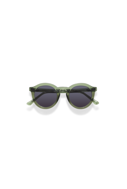 Aurel light Green Sunglasses