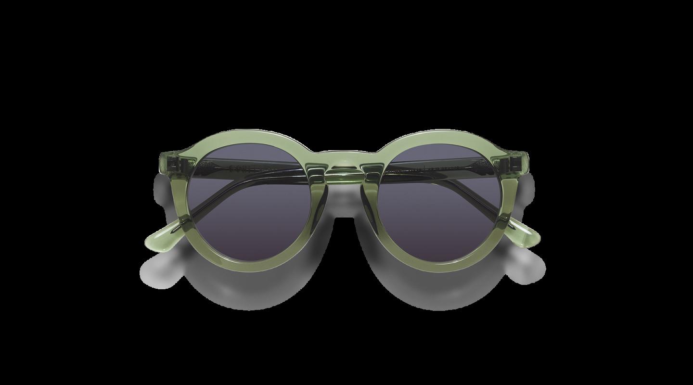 Aurel light Green Sunglasses-1