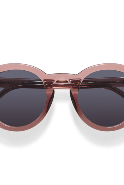 Aurel Dark Pink Sunglasses