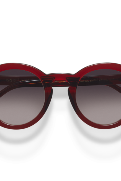 Aurel Red Sunglasses