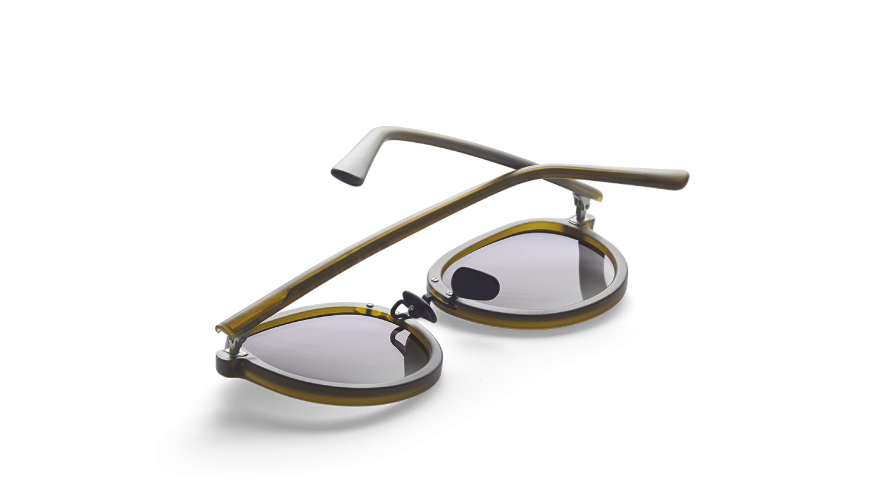 Mota Khaki Green Sunglasses M850-3