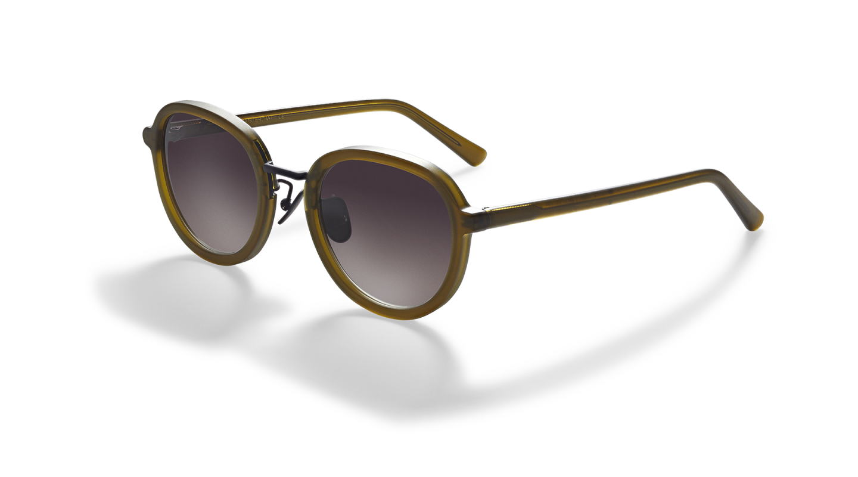 Mota Khaki Green Sunglasses M850-2
