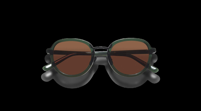 Mota Dark Green Sunglasses-1